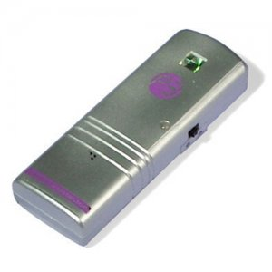 Audio and LED Alarm Hidden Camera Detector